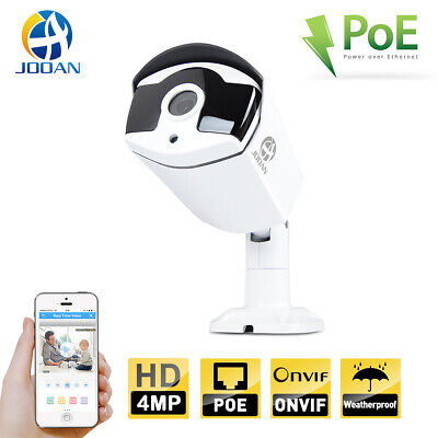 JOOAN Waterproof Outdoor 1080P Security IP Camera Surveillance Night Vision CCTV