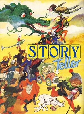 Story Teller Marshall Cavendish Audio Book Collection MP3 & PDF on DVDs