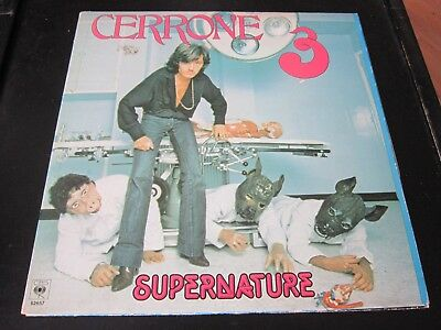 LP - Cerrone - 3 - Supernature - FOC