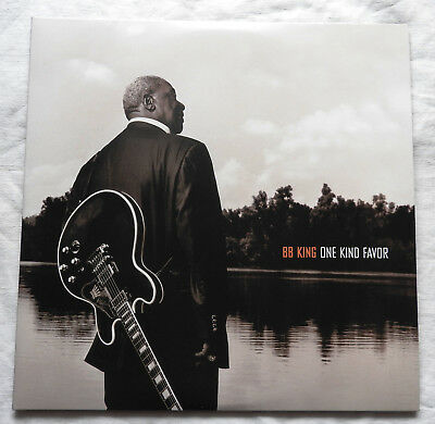 BB King - One Kind Favor - 2 LP -  2009 - Geffen Records (A)