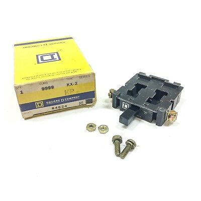 9999 KX-2  Square D Contact Kit For Type K Relay