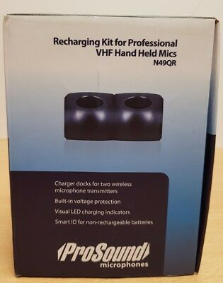 ProSound Microphones N49QR - Boxed - UK Seller - Fast Dispatch