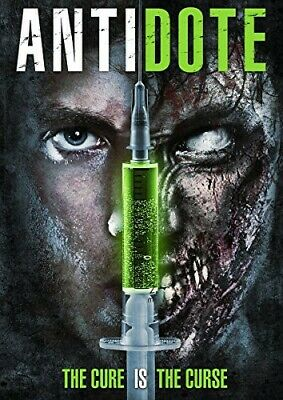 Antidote (DVD, 2014) Horror - SHIPS IN 1 BUSINESS DAY WITH TRACKING