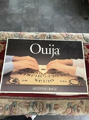 Ouija Board Mystifying Oracle Parker Brothers