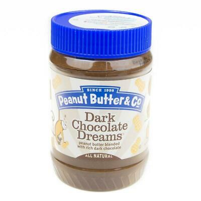 Peanut Butter & Co. Dark Chocolate Dreams Peanut Butter 454gr