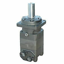 M+S Hydraulic Motor, EPMS MOTOR 315CC SQ MOUNT 32MM SHAFT, EPMSQ315C