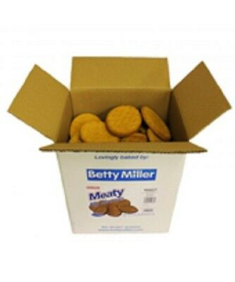Betty Miller Meaty Big Biscuit Treat Snack 7.5kg Great for Those Large Breeds