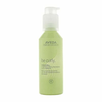 Aveda Be Curly Curl Style Prep 300 Ml 3.4 Oz New 100% Authentic