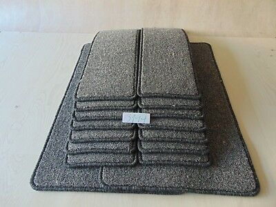 14 Open Plan Stair Treads / Pads / Mats size 61cm x 22cm and 2 BigMats #3194-3