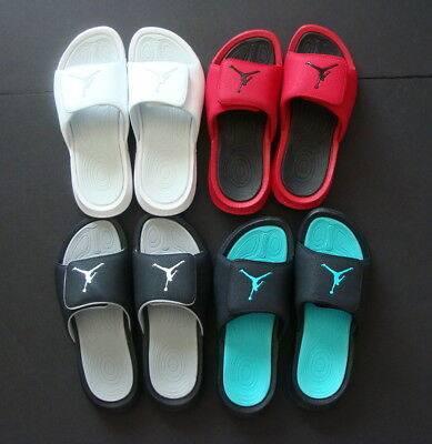 874e94fc9 NEW NIKE YOUTH Jordan Hydro 6 BG Slides Size 7 881474 -  35.88 ...