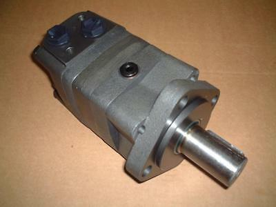 M+S Hydraulic Motot, Epm,125Cc Wheel  Mount, 25Mm Shaft, Epmw125Cd