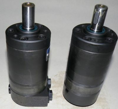 M+S Hydraulic Motor, Epmm Motor 32Cc 14Mm Straight Shaft, Epmm32Ck