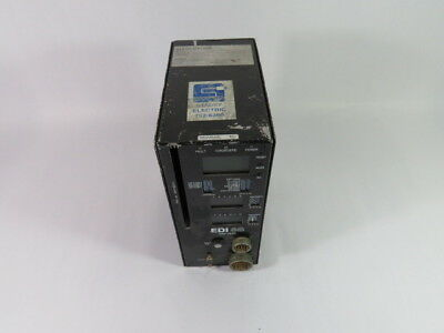 EDI SSM-12LEC 12 Channel Signal Monitors w/ LED Display  USED