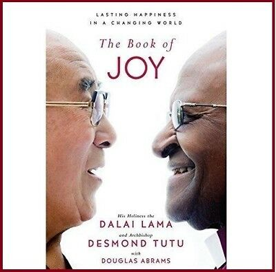 The Book of Joy Lasting Happiness in a Changing World By Dalai Lama,(audio book)