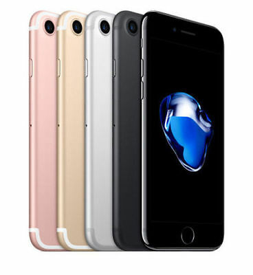 Apple iPhone 7 128GB or 256GB Factory Unlocked GSM SmartPhone AT&T T-mobile