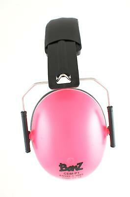 Baby Banz earBanZ Kids Hearing Protection, Pink