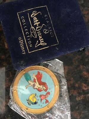 Little Mermaid Ariel and Friends through a porthole LE 1500 Disney Pin