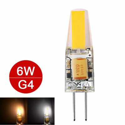 10x/1x G4 LED COB GLOBE Light Bulb Celling Light AC/DC 12V WARM/COOL WHITE