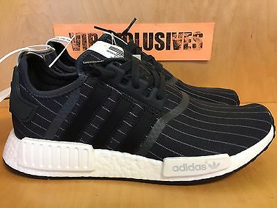 efc366786 Adidas NMD R1 Bedwin Black White The Heartbreakers Nomad Runner BB3124