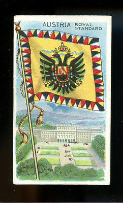 1911 T59 Flags of Nations Austria Royal Standard Derby VG 98757