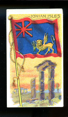 1911 T59 Flags of Nations Ionian Isles Derby VG 98705