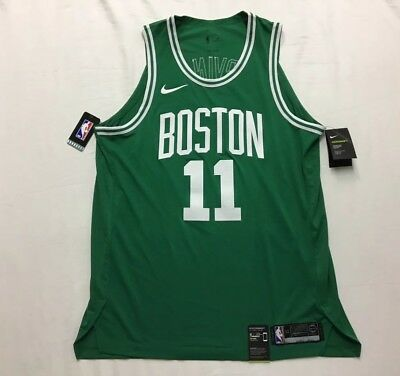 new style 97413 9bd81 NIKE MENS SIZE 48 Kyrie Irving Boston Celtics Icon Edition Jersey NBA  Authentic