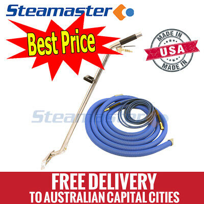 Carpet Extractors Carpet Cleaning 2 Jet Wand Vacuum Solution Hose 15m 1.5""