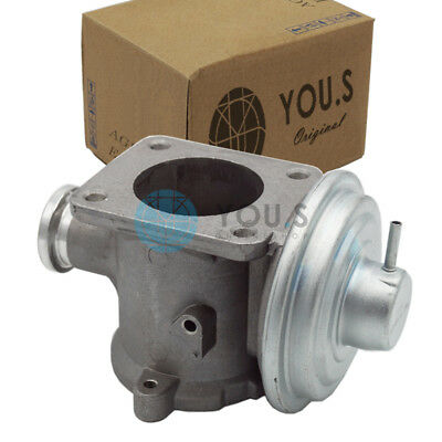 YOU.S Original Válvula EGR Recirculación Gases Escape para BMW 1 (E87) 118d 120d