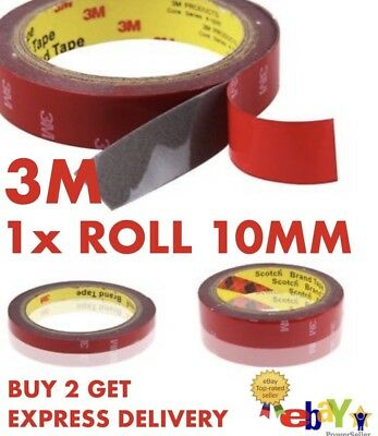 New Vehicle 3M Double Sided Sticky Versatile Roll Tape