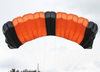 Performance Designs PD 300 sq ft - 9 cell square F111 skydiving parachute canopy