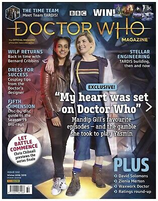 Doctor Who Magazine Special Edition: The 2018 Yearbook