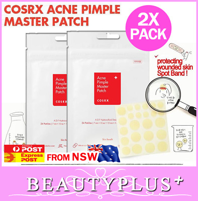 [COSRX] Acne Pimple Master Patch 24 Patch  Clear Fit Master Control AU SELLER