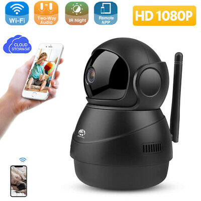 JOOAN 1080P HD Wireless WiFi IP Camera Home Security Network CCTV Baby Monitor