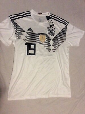 Germany World Cup 2018 Home Shirt X/LARGE