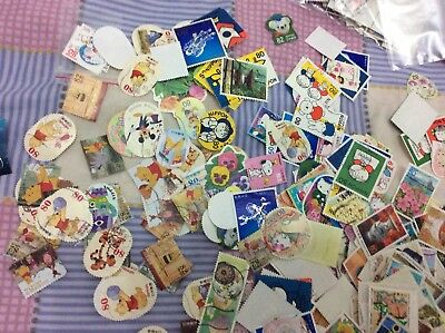 1000 Used Japanese Stamps/ Stamps From Japan / Good Mixture