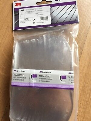 3M Speedglas 100 Series Outer Protection Plate (Pk of 10)