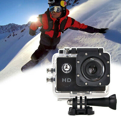 Mini Ultra 4K Full HD 1080P Waterproof Sport Camera Action Camcorder As Go Pro