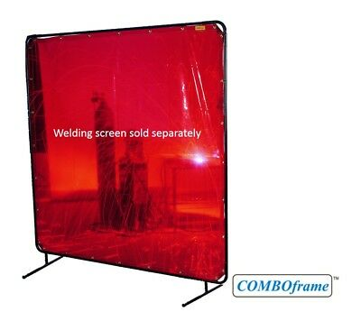 COMFOframe™Adjustable Frame for Welding Screens - 6'x 8' and 6' x 6' Frame Only