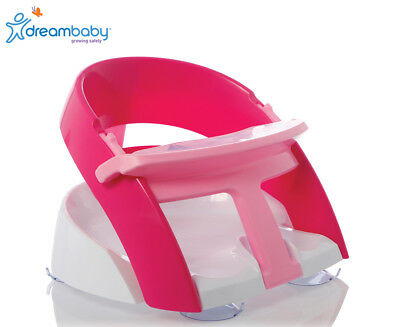 Dreambaby Deluxe Bath Seat - Pink