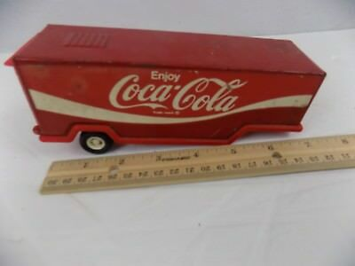 Buddy L COCA COLA COKE semi delivery Trailer Truck TRAILER No Cab