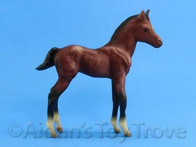 Breyer Classics Model Horse - 649 Mustang Foal - Bay from Fun Foals Set