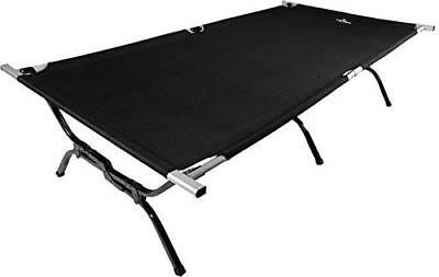 Teton Sports Outfitter XXL Camping Cot; Camping Cots for Adults; Folding Cot