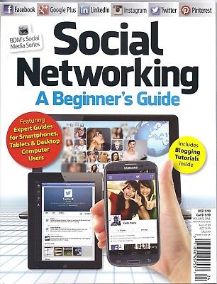 BDM's Social Media - SOCIAL NETWORKING - A Beginners Guide - Facebook Twitter