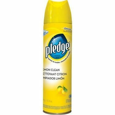 Pledge Lemon Clean Furniture Spray 95763074