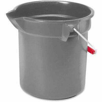 Rubbermaid Brute 296300GY Utility Round Bucket 296300GY
