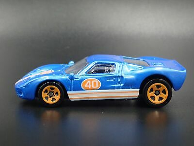 1965 Ford Gt40 Rare #40 1:64 Scale Limited Collectible Diecast Model Car