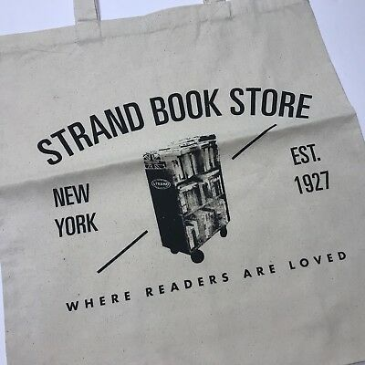Stand Bookstore Tote bag NYC | NWOT