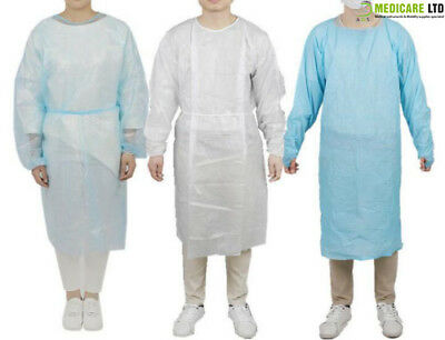 Surgical Gown Kit with Cap and Foot Cover Disposable Doctor Surgeon