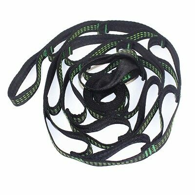1m Super Strong Hammock Strap Hanging Hammock Belt for Camping Traveling
