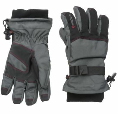 Manzella Dakota Ski Gloves - Rated Warmest